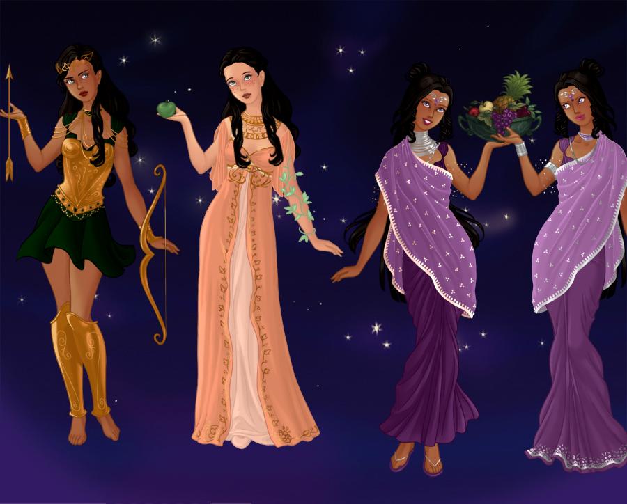 jasmine dress up games