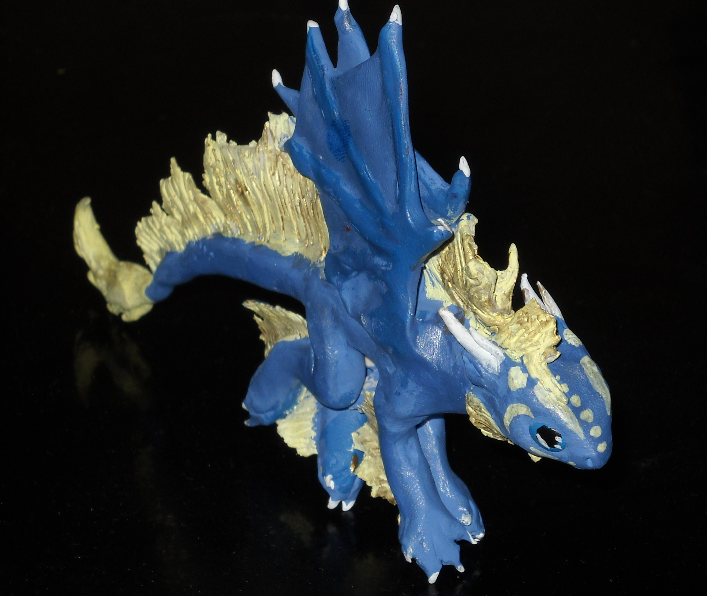Сапфира дракон картинки 22 фотография