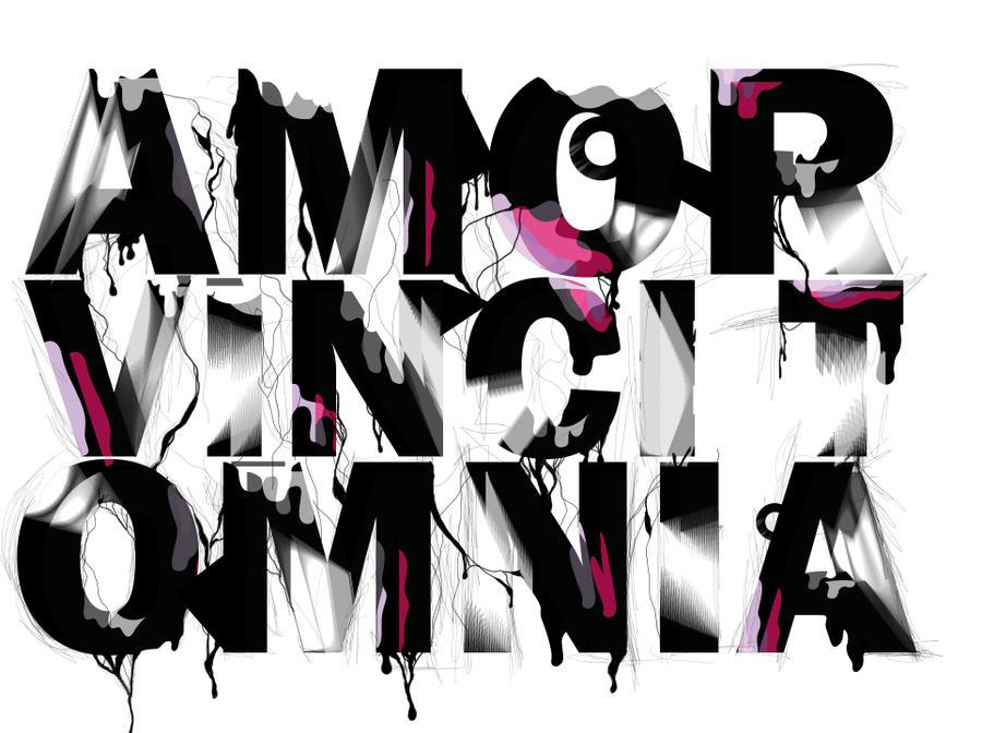 amor vincit omnia tattoo wrist. 2011 amor vincit omnia tattoo