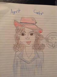 Agent Carter by Maryannefan