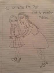 Primrose et Katniss... by Maryannefan