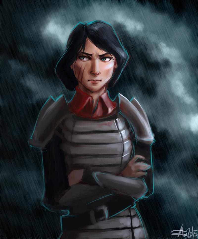 Lin Beifong -- The Legend of Korra by MrBorsch