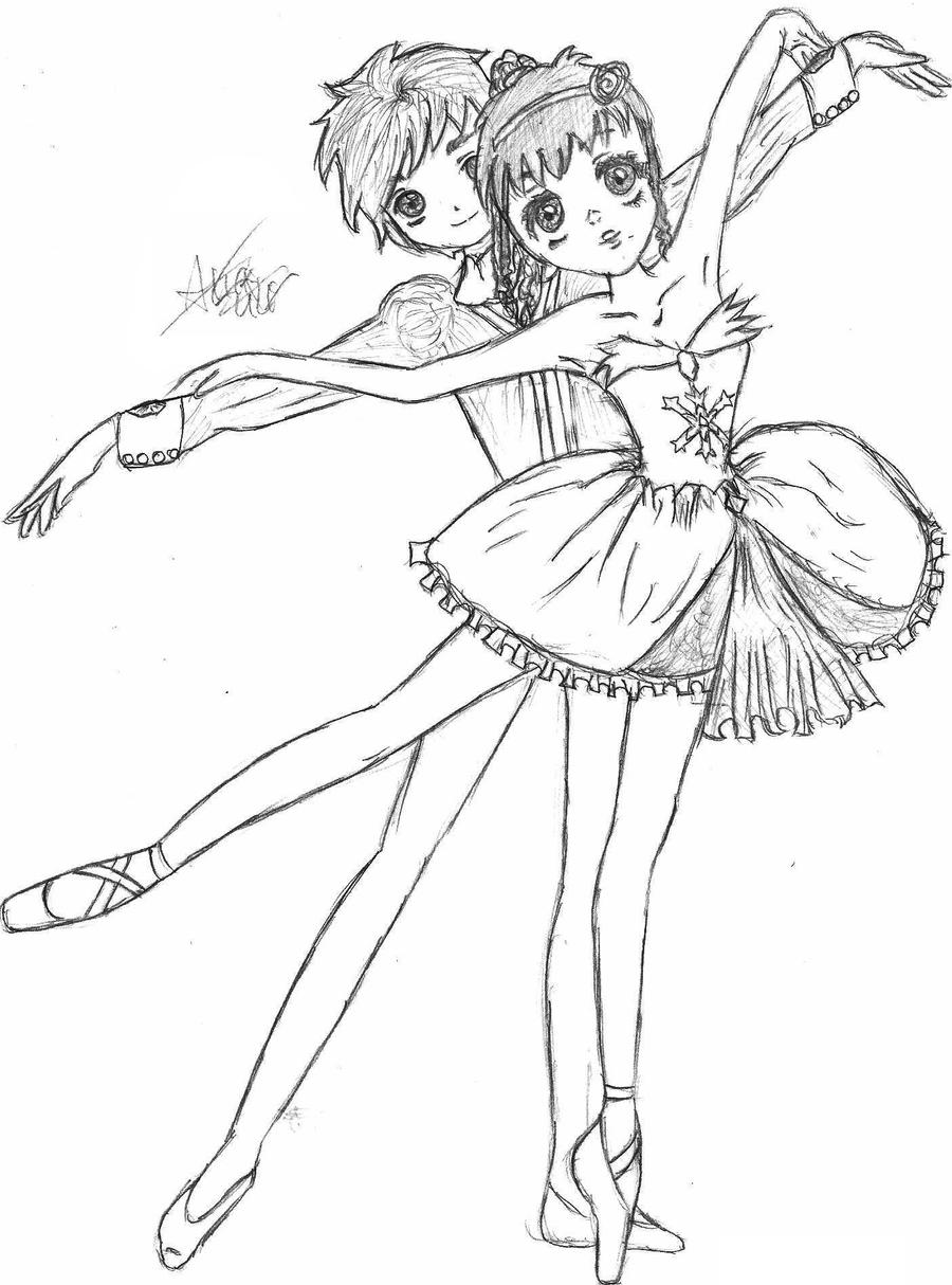 Image Result For Princess Ballerina Coloring