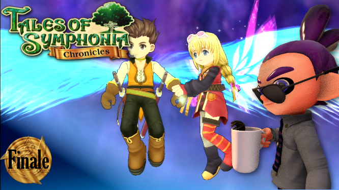 Tales of Symphonia Lets Play Finale (Thumbnail) by GamieMaster
