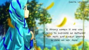 A Strong Women!