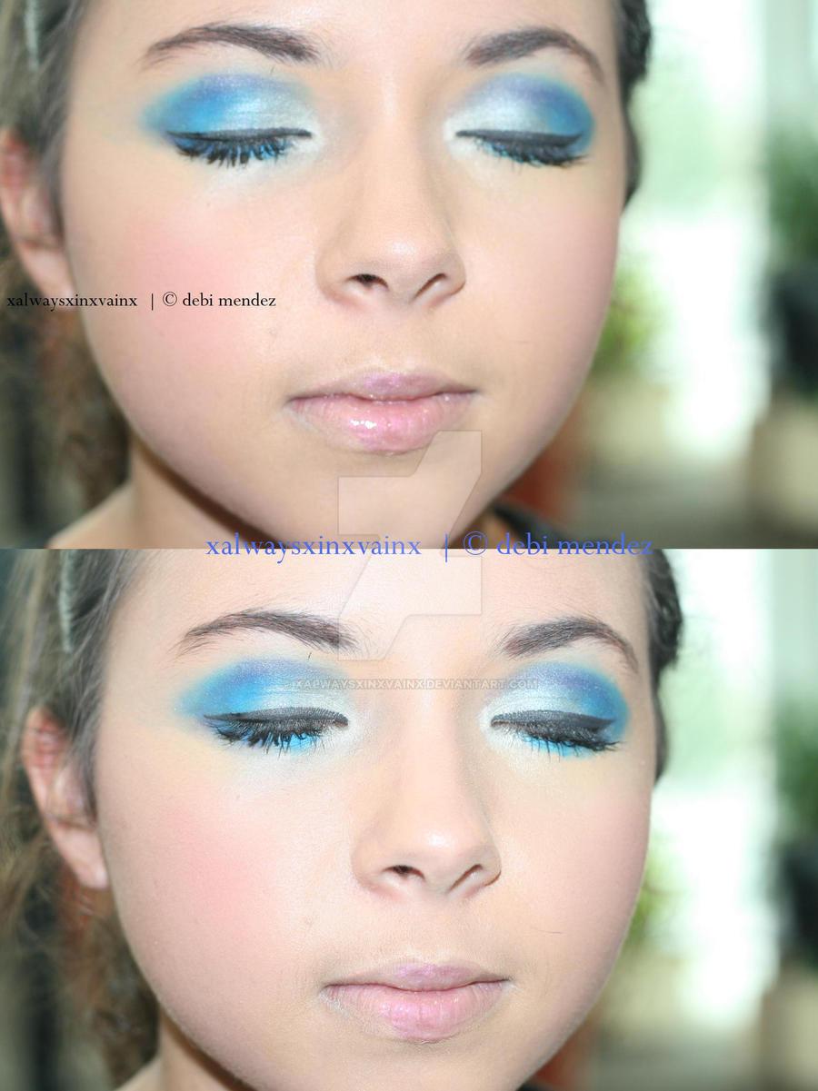 alice in wonderland makeup mugeek vidalondon