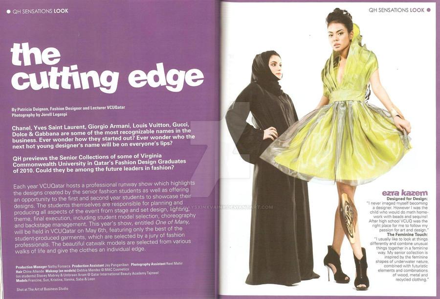 Vcu Qatar Fashion Design
