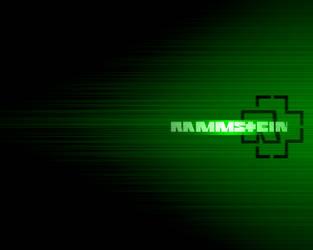 Rammstein greenline by CaelestisNox