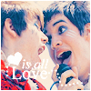 Brendon Urie nd Ryan Ross Icon by EyesSizeOfTheMoon