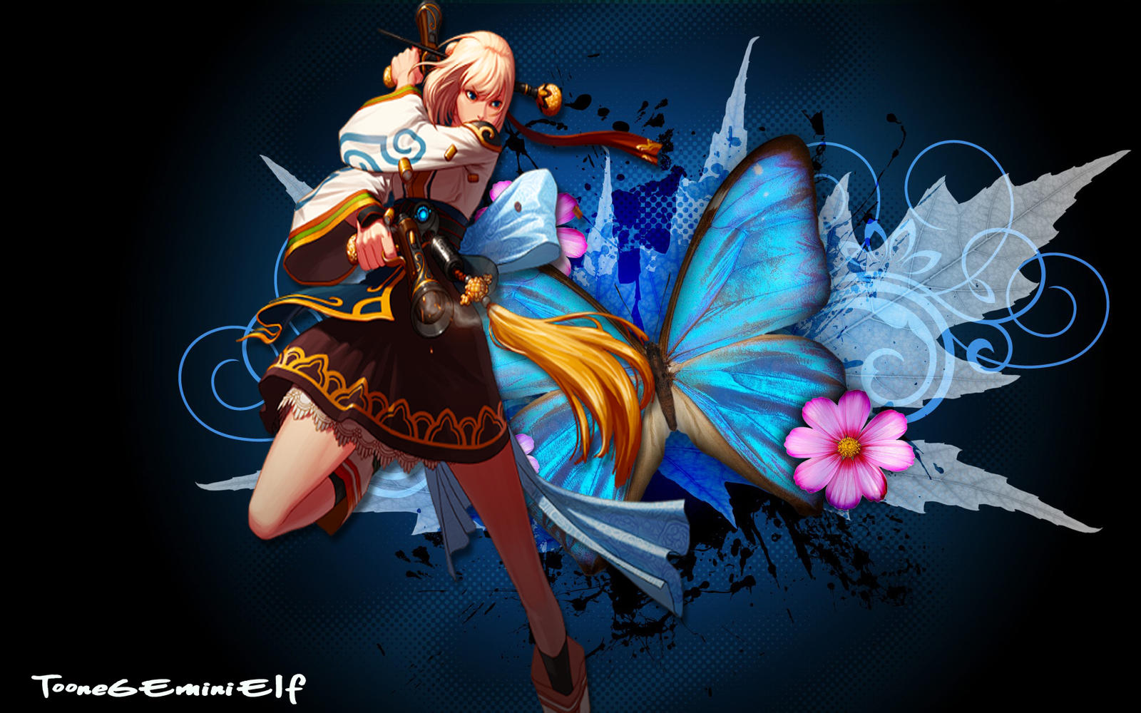 dungeon fighter online how to change