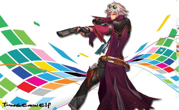 Dungeon Fighter Online Male Gunner By Toonegeminielf On Deviantart
