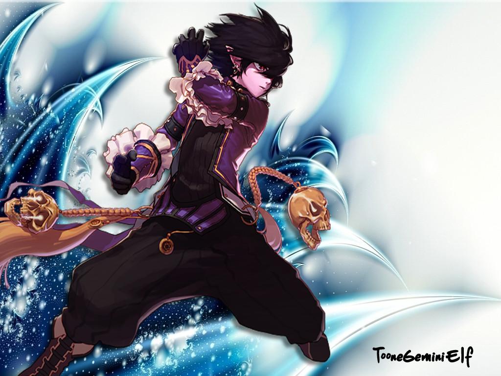 Dungeon Fighter Online Male Mage By Toonegeminielf On Deviantart