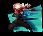 Dungeon Fighter Online - Skill Cut Scene- Thief