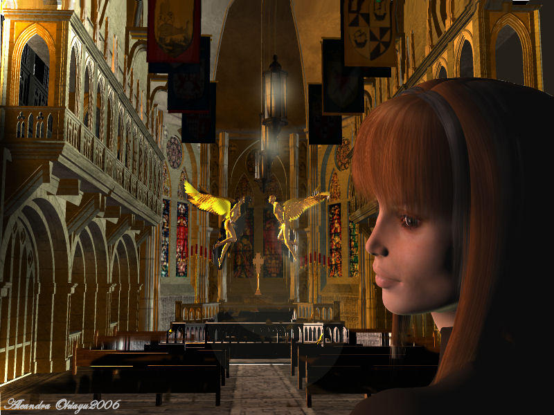 Sohia-burden of duty by inadreamworld