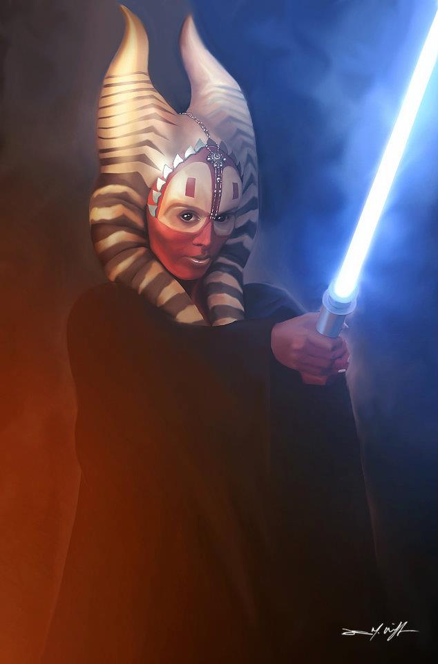 SHAAK TI by willman1701