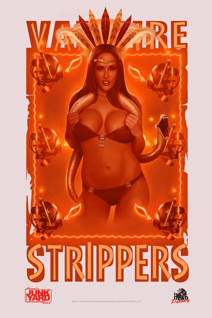 Vampire Strippers by willman1701
