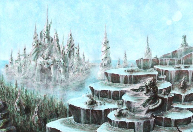 Memories of Atlantis by PanHesekielShiroi