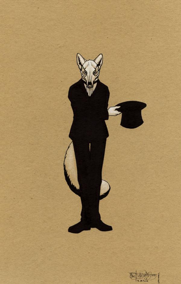 The gentleman by PanHesekielShiroi