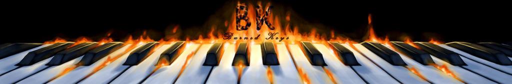 Burned Keys banner by PanHesekielShiroi