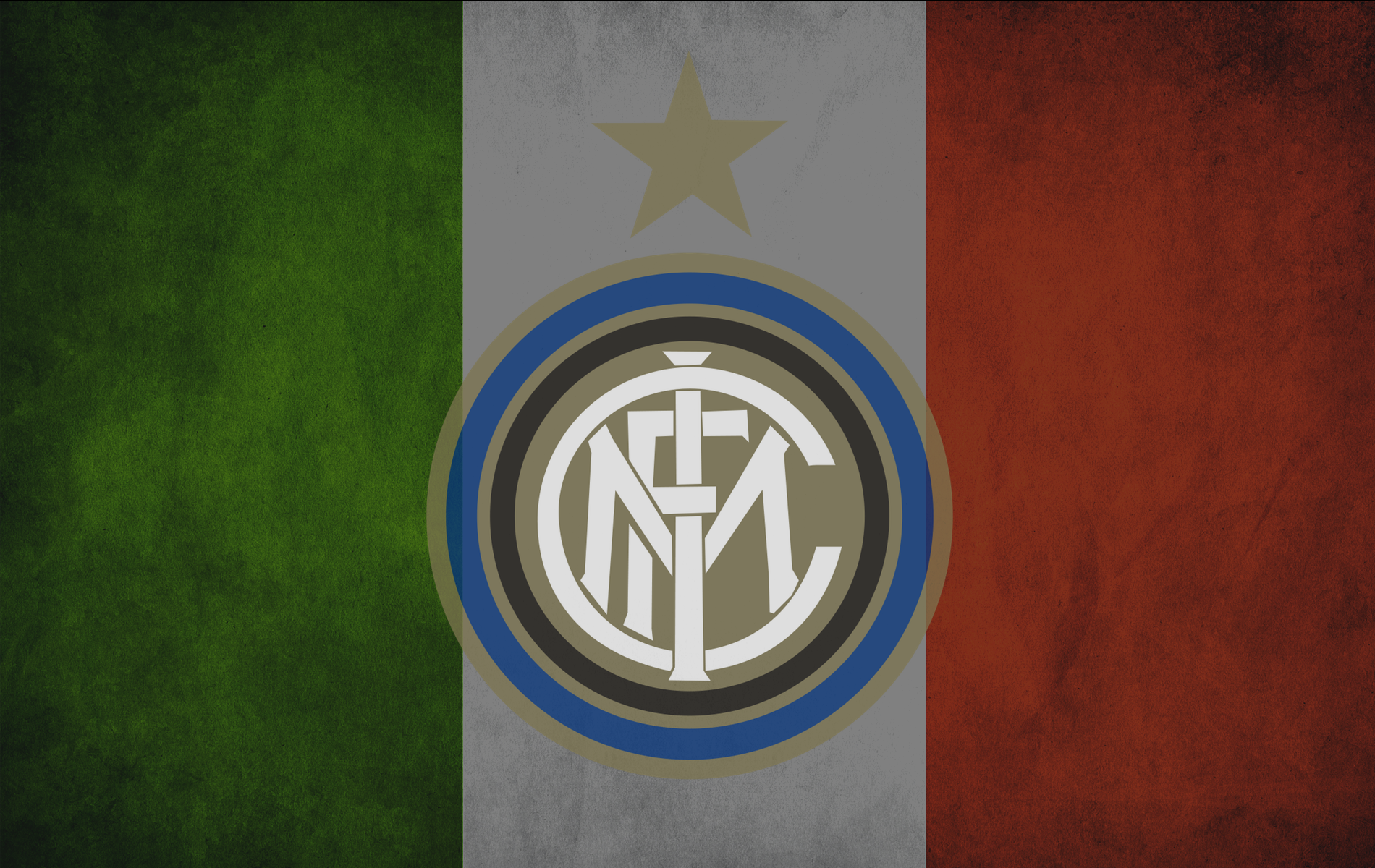 Inter Milan Logo On Italian Flag By Himfin93 On Deviantart