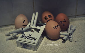 smoking kills by iamkimji