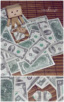 nothing but money by iamkimji