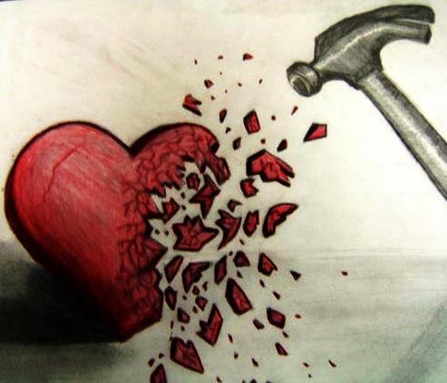broken heart by fastreflex