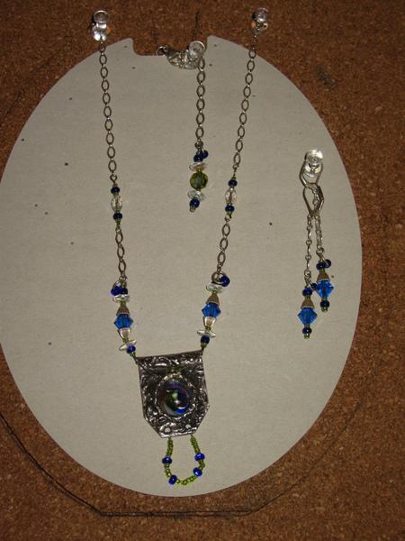 Jewelry,silver clay