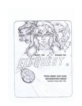Fan Mash txt ElfQuest-StarTrek   Happy 50th !