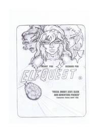 Fan Mash txt ElfQuest-StarTrek   Happy 50th ! by Tah-Marien