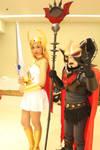 Hordak and She-Ra