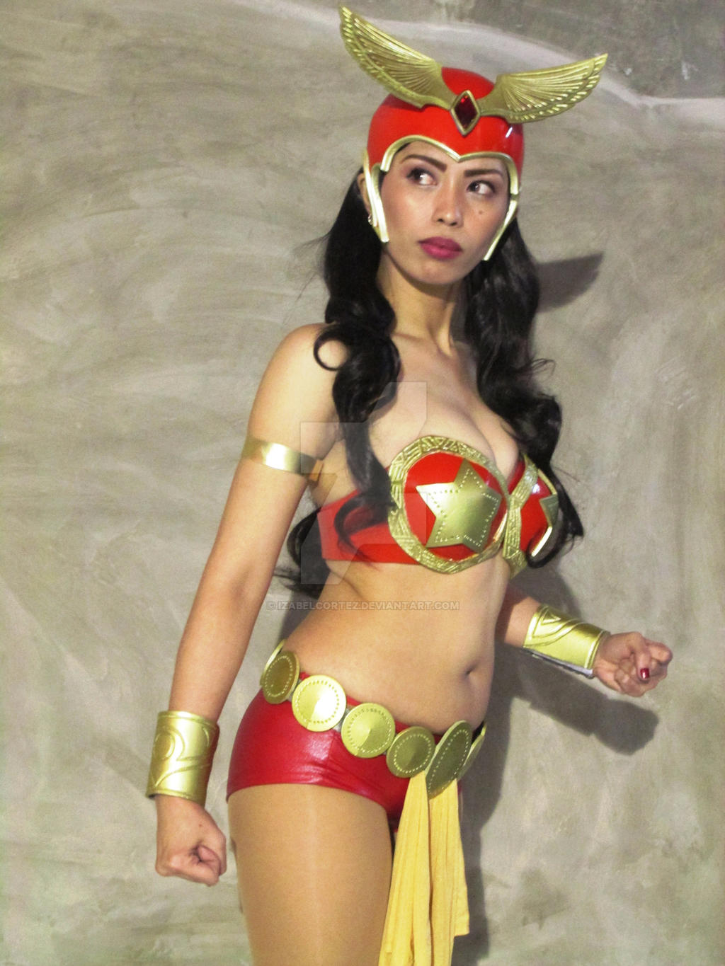Darna by izabelcortez on DeviantArt - 308.5KB