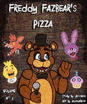 Collab - FNAF Comic Cover