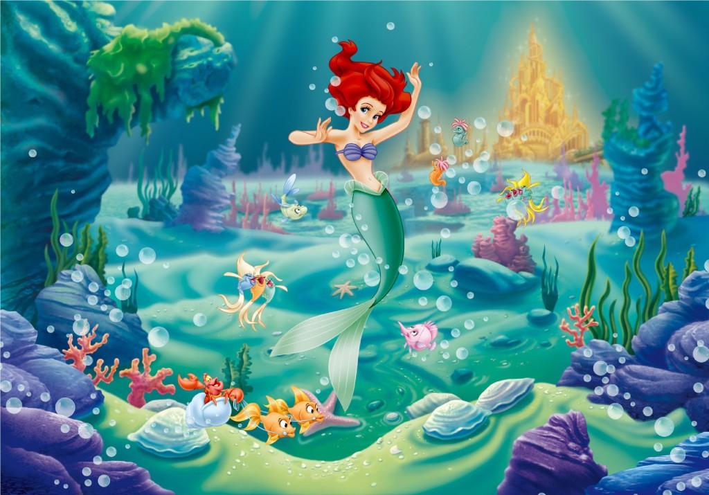 The Little Mermaid Ariel Disney Cartoon Wallpapers By Princessesihamkhallo On Deviantart