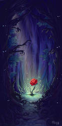 Rose (Disney) by princessesihamkhallo