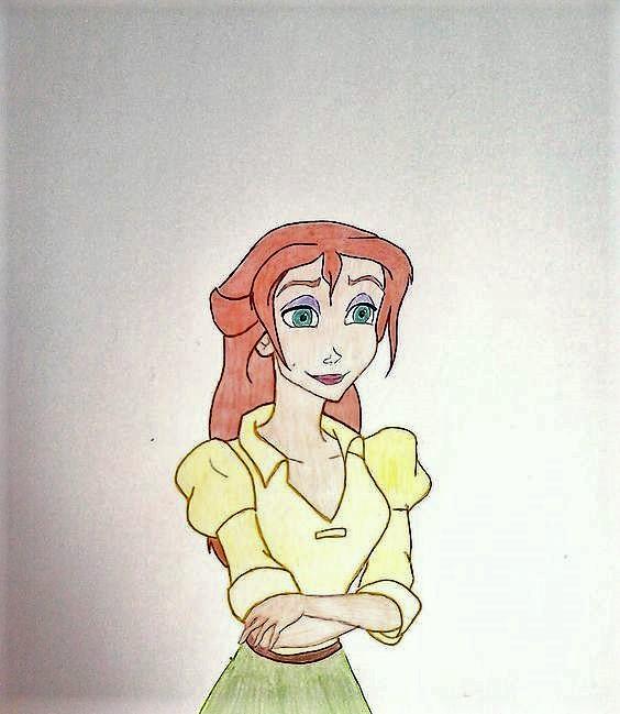 Jane (tarzan) by princessesihamkhallo