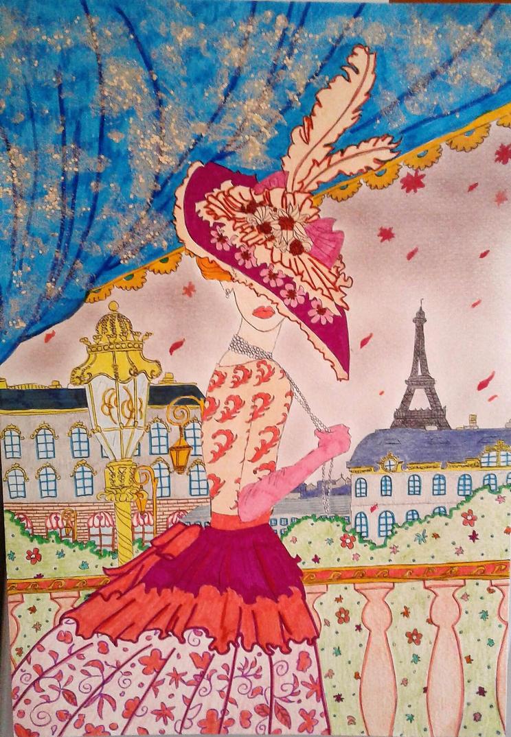 princesse by princessesihamkhallo