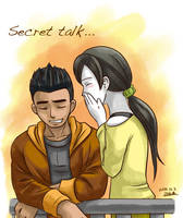 Secret talk by amito