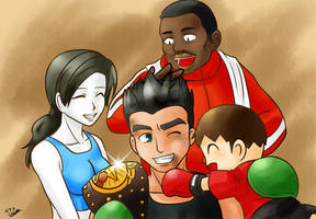 Little Mac's Family