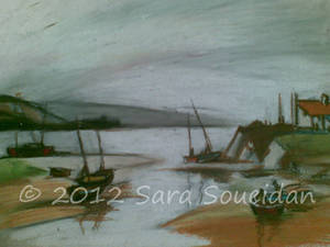 Pastel Boats