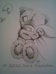 Tatty Teddy by EmYoussif