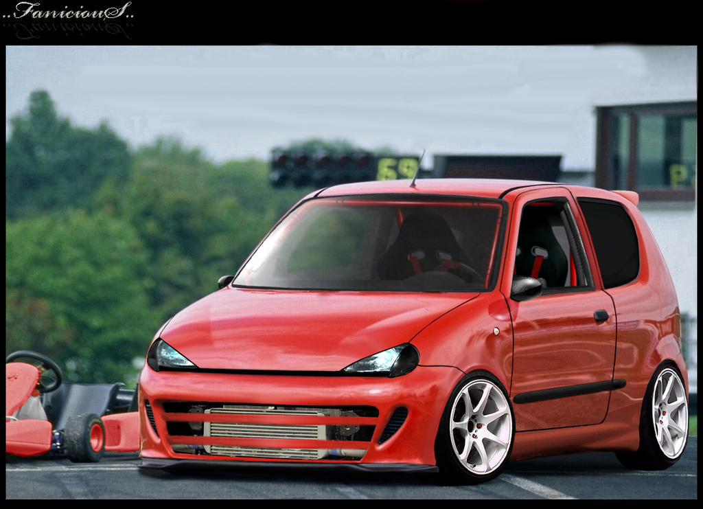 fiat seicento wallpaper - photo #4