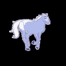 Runaway Wild Horse by xChudaichi