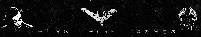 The Dark Knight Banner by PKwithVengeance on DeviantArt