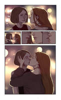I don't wanna be your friend - Comic Page