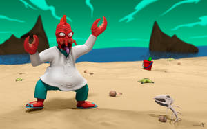 Dr. Zoidberg by PixelPirate