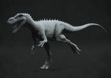 Stokesosaurus by PixelPirate