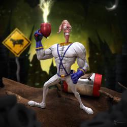 Earthworm Jim by PixelPirate