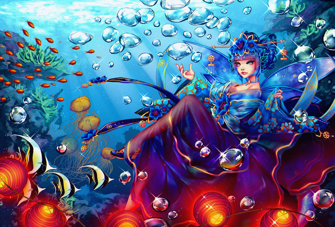 Under the Water by Emphasis-Lest