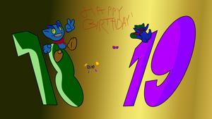 Happy 19th Birthday, DeviantART!